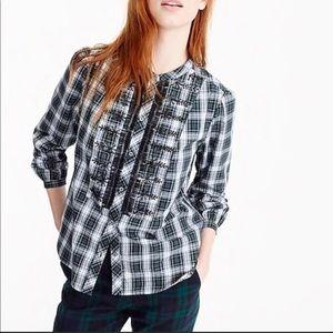 🌼Blouse Sale🌼 Embellished Button Up Shirt
